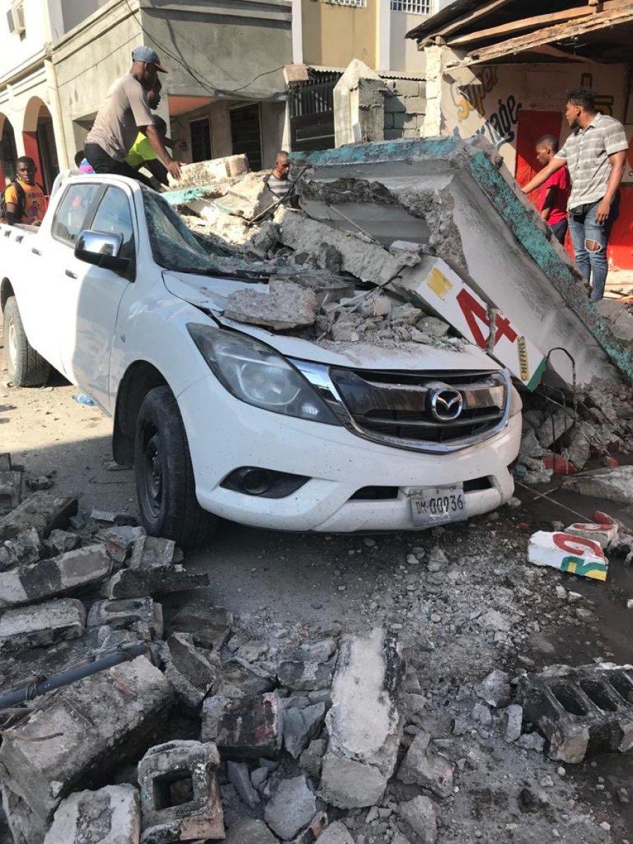 Haiti açıklarında 7,2 büyüklüğünde deprem #4