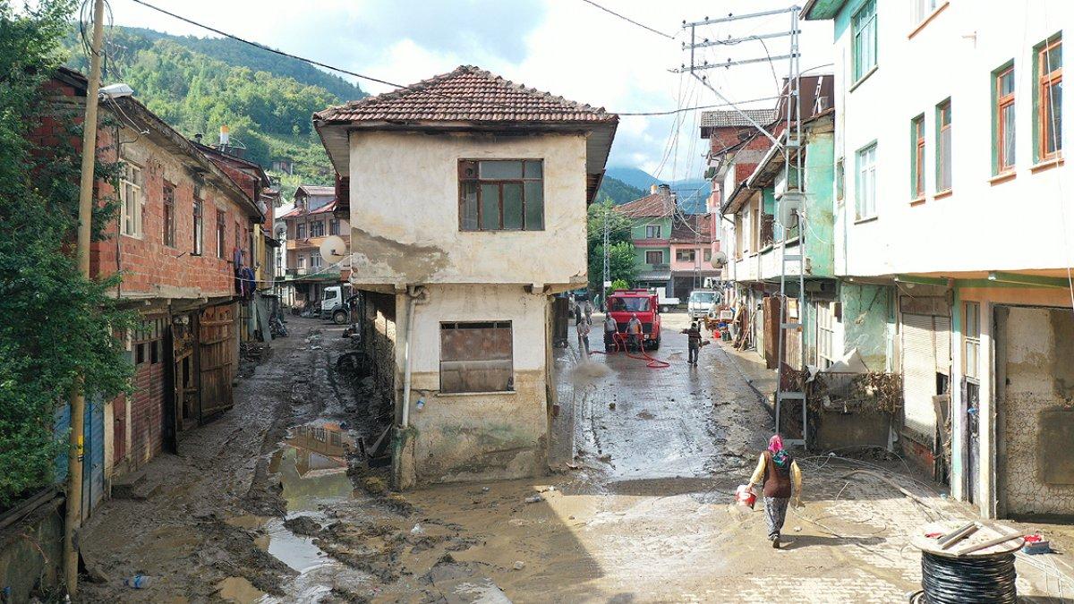 Sel bölgelerinde kamu alacakları ertelendi #5