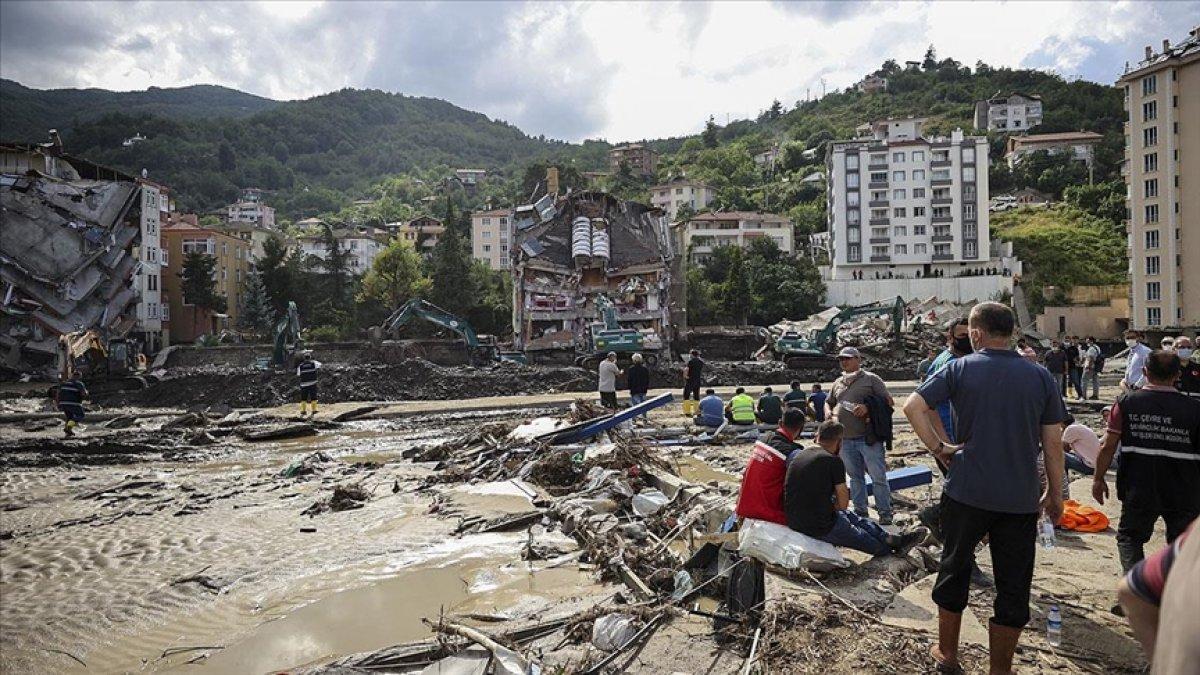 Sel bölgelerinde kamu alacakları ertelendi #4