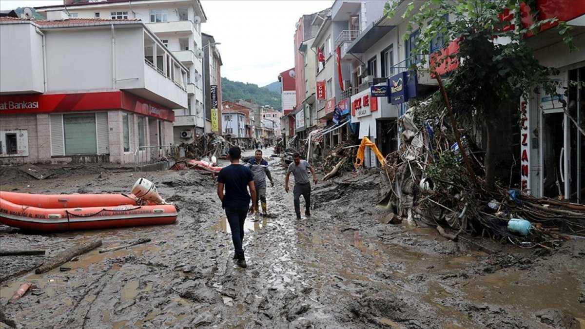 Sel bölgelerinde kamu alacakları ertelendi #2