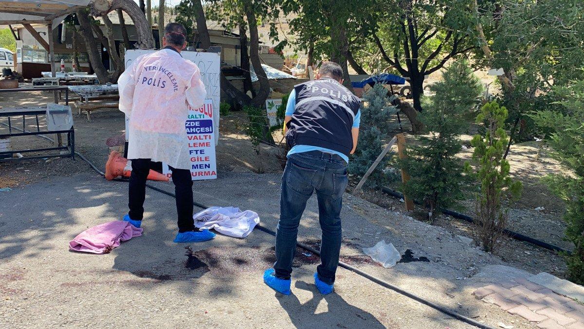 Konya daki soğuk çay tartışmasında müşterisini öldüren zanlı, tutuklandı #4