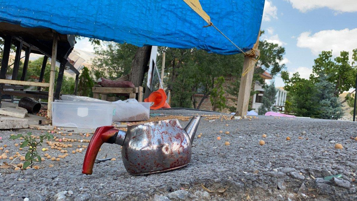 Konya daki soğuk çay tartışmasında müşterisini öldüren zanlı, tutuklandı #3