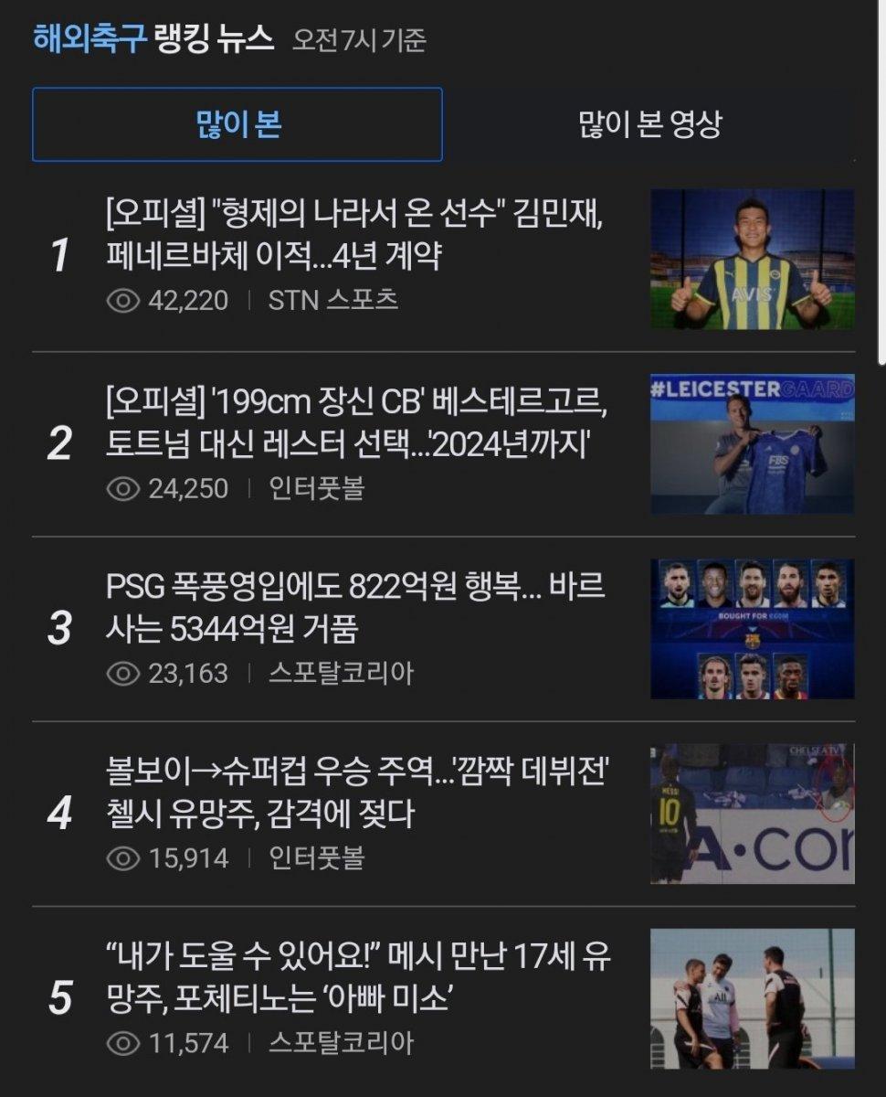 Fenerbahçe nin Kim transferi, Güney Kore de en çok okunan haber oldu #2