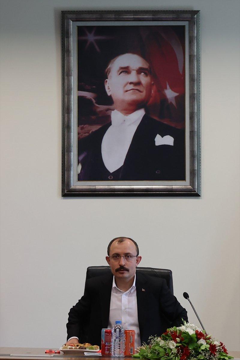 Mehmet Muş: Cumhuriyet tarihinde ilk kez ihracatta 200 milyar doları geçtik #1