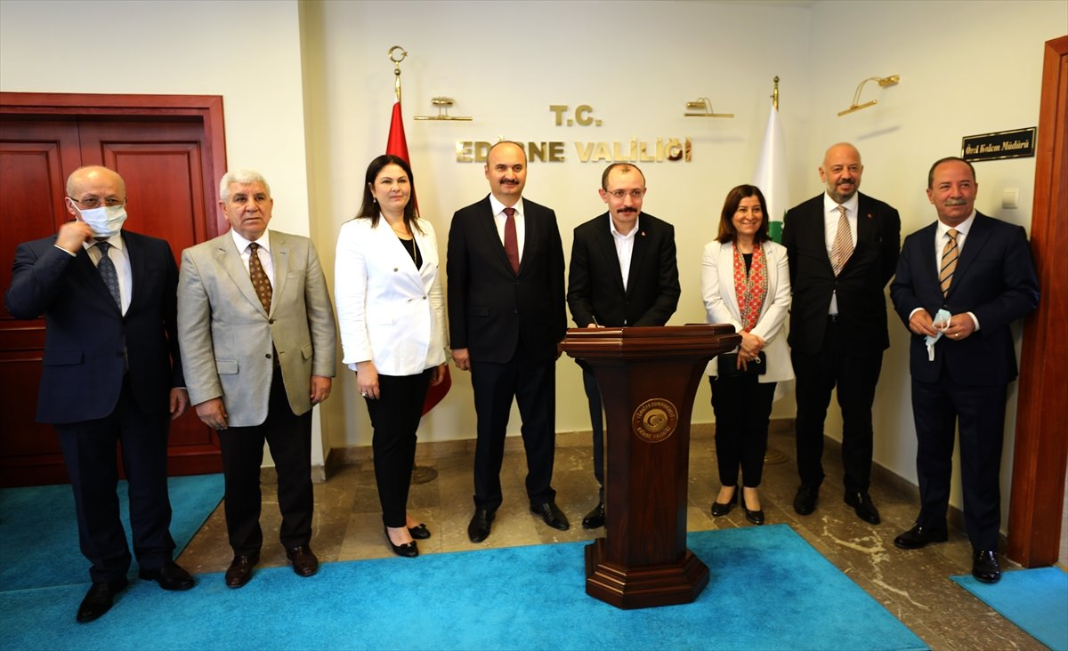 Mehmet Muş: Cumhuriyet tarihinde ilk kez ihracatta 200 milyar doları geçtik #2
