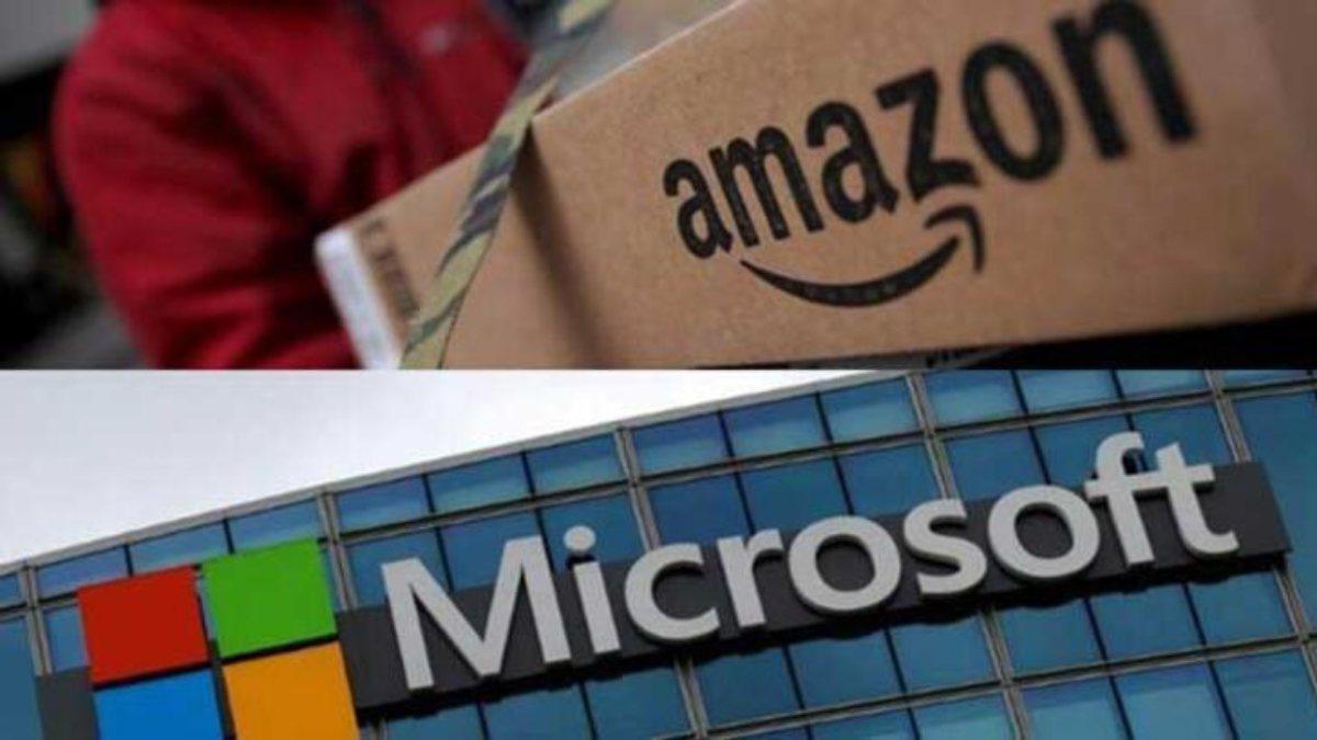 Microsoft, Amazonun kazandığı 10 milyar dolarlık ihaleye itiraz etti
