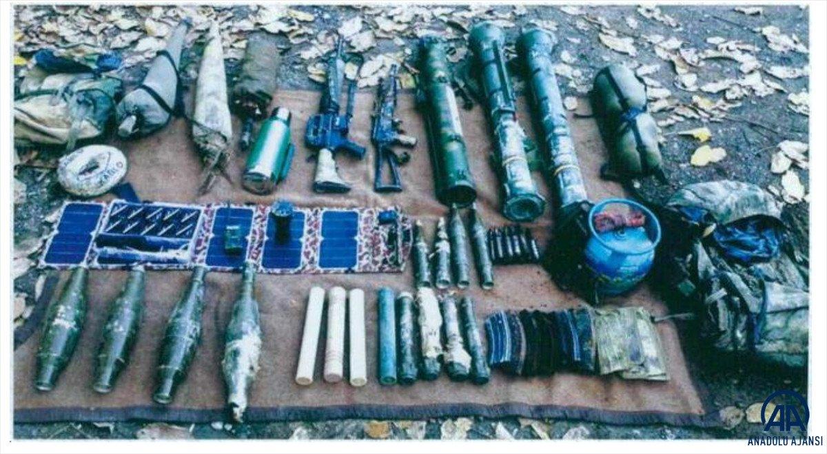 Terör örgütü PKK,  NATO üyesi ülkelerin ürettiği silahlarla saldırıyor #7
