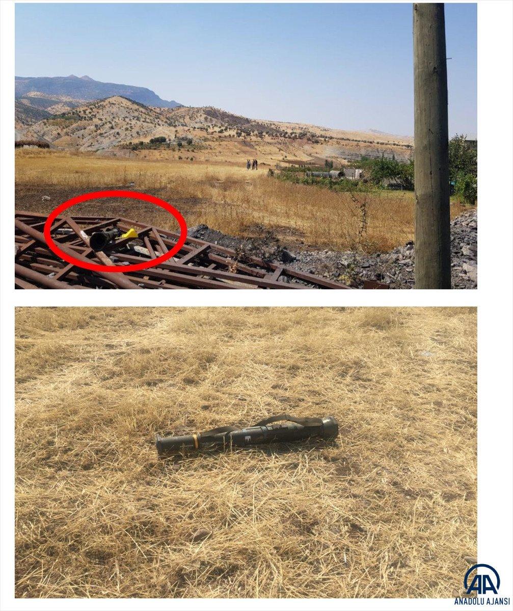 Terör örgütü PKK,  NATO üyesi ülkelerin ürettiği silahlarla saldırıyor #2