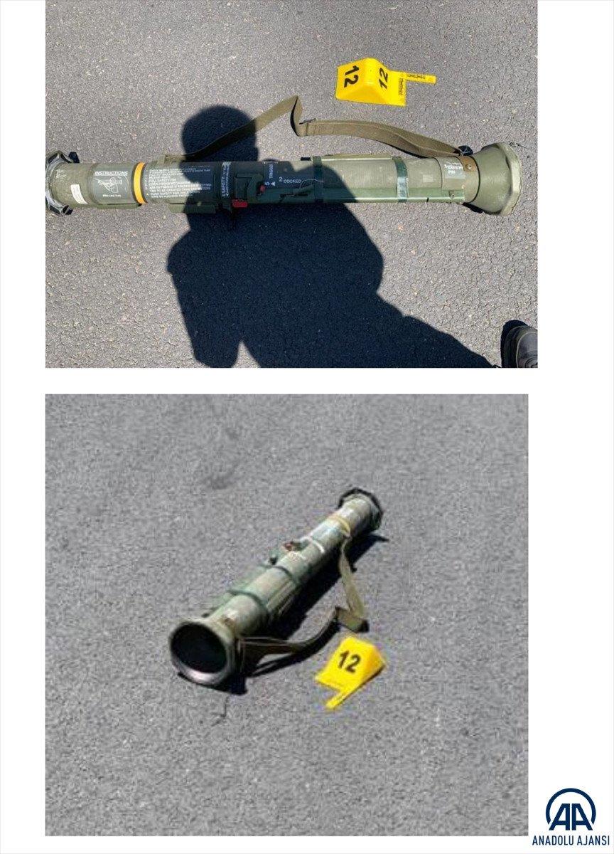 Terör örgütü PKK,  NATO üyesi ülkelerin ürettiği silahlarla saldırıyor #1