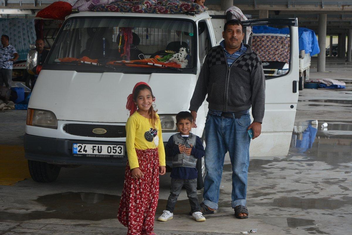 Ordu da heyelan riskine karşı evler boşaltıldı #7