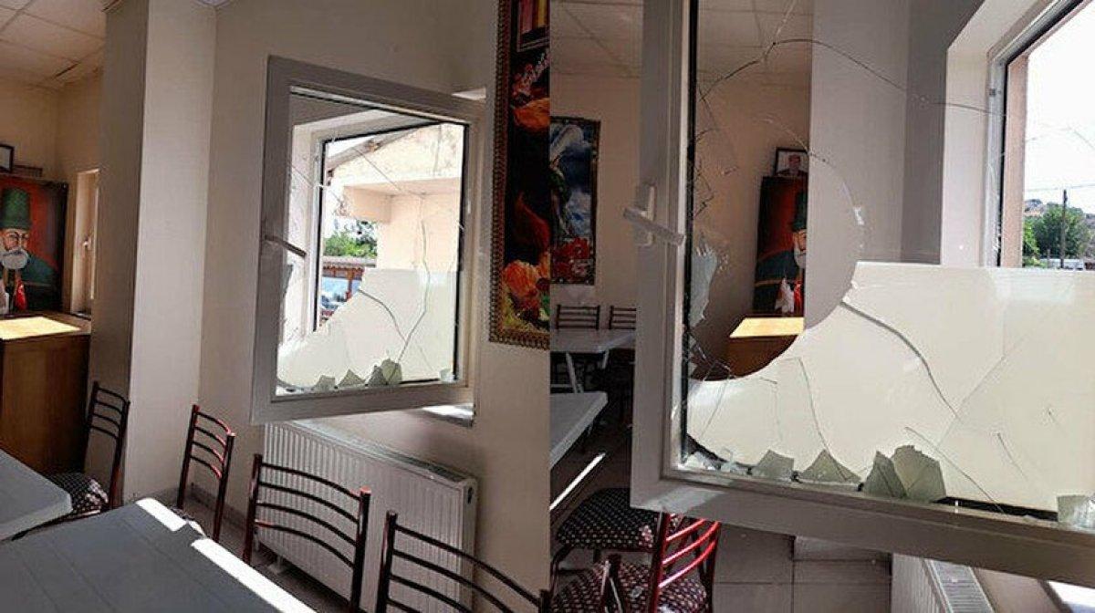Cemevine saldırı yalanını polis ortaya çıkardı #2