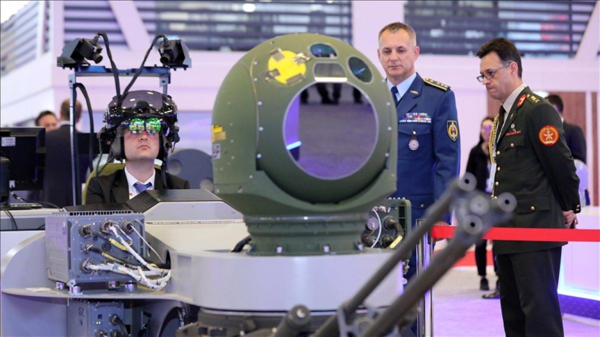 Türk savunma sanayisi IDEF 2021 e hazırlanıyor #1