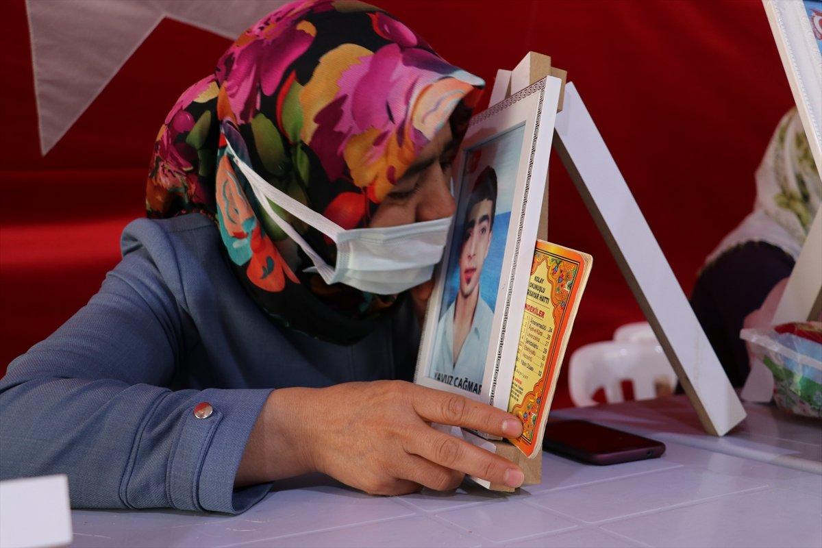 Diyarbakır annelerinin evlat nöbeti 711. gününde #4