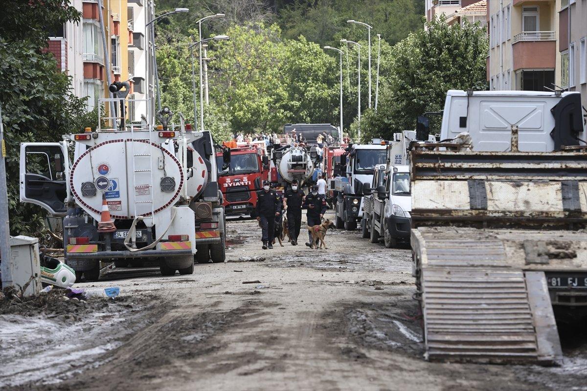 Kastamonu da sorunlar Afet Koordinasyon Merkezi nde çözülüyor #1