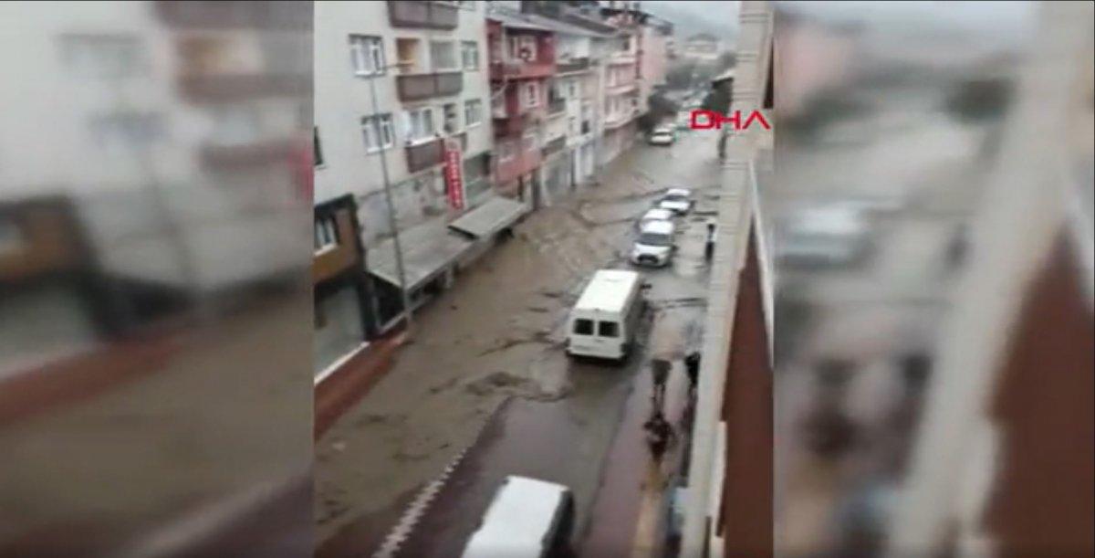 Kastamonu'da, sel felaketinin ilk anları  #3