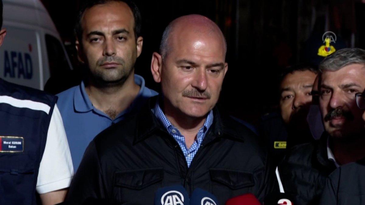 Süleyman Soylu: Tüm köylere helikopterle jeneratör gönderiyoruz #5