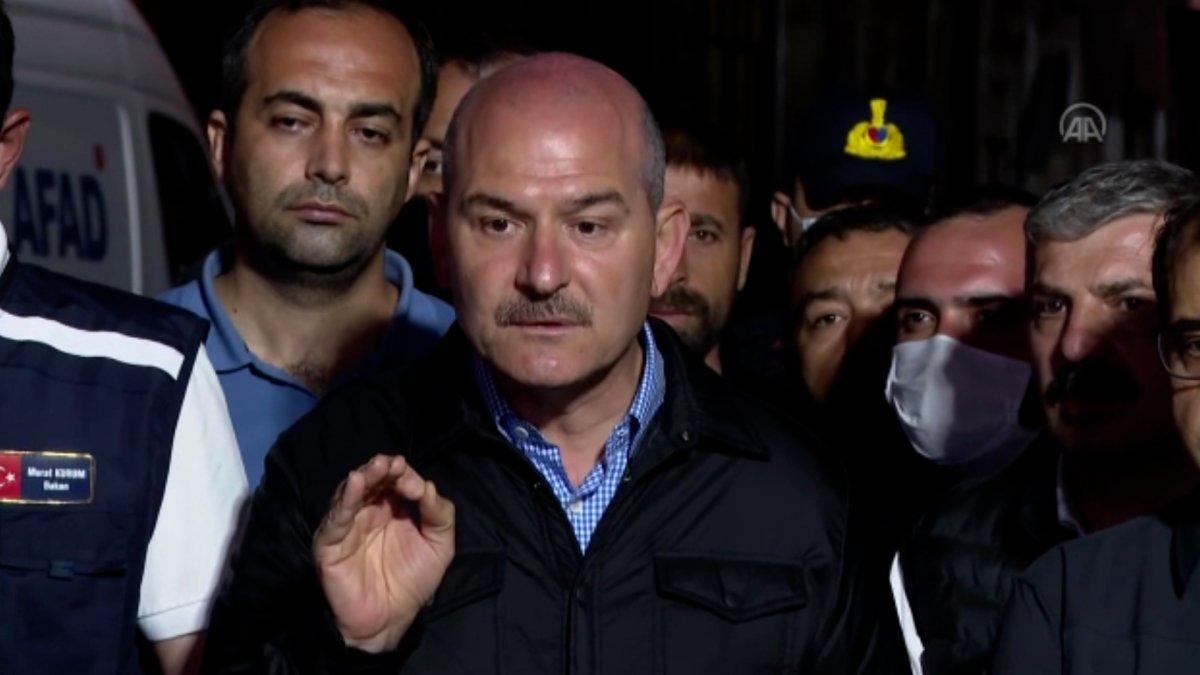 Süleyman Soylu: Tüm köylere helikopterle jeneratör gönderiyoruz #4