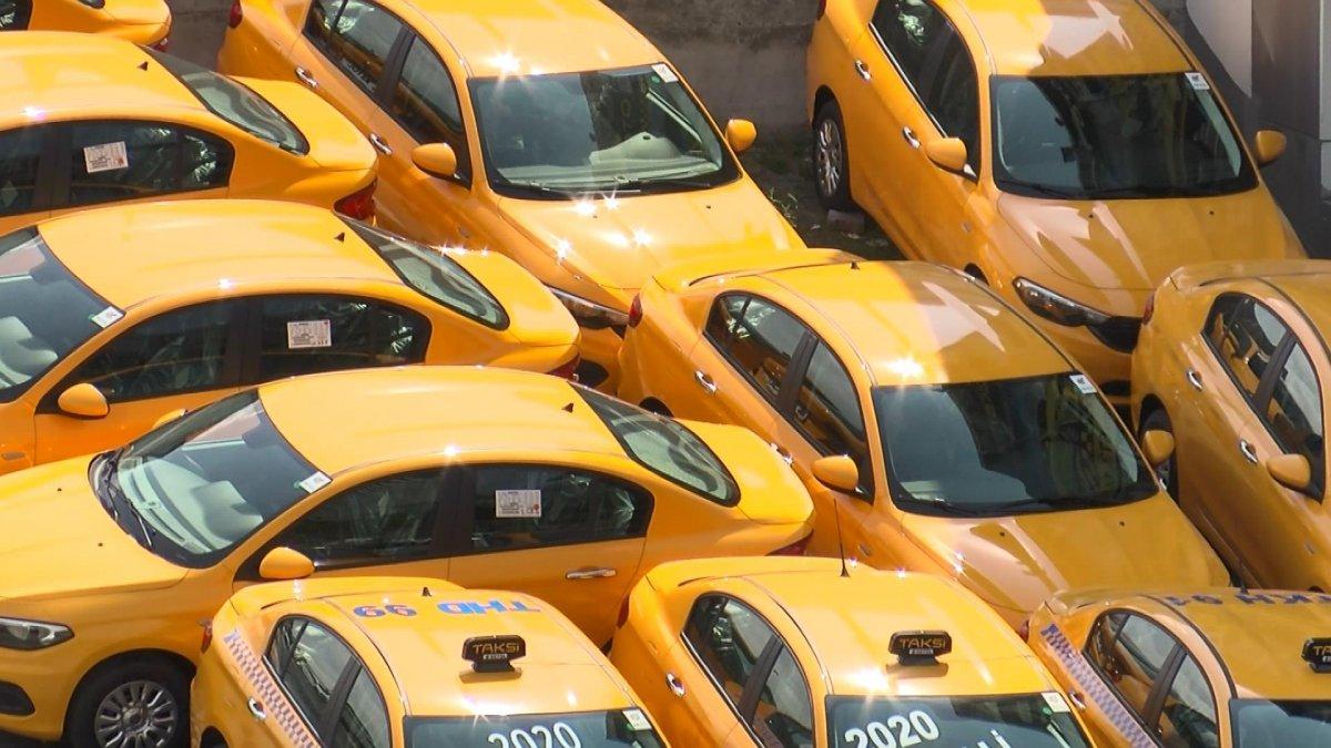 İstanbul da taksi plakası fiyatları 3 milyon liraya dayandı #1