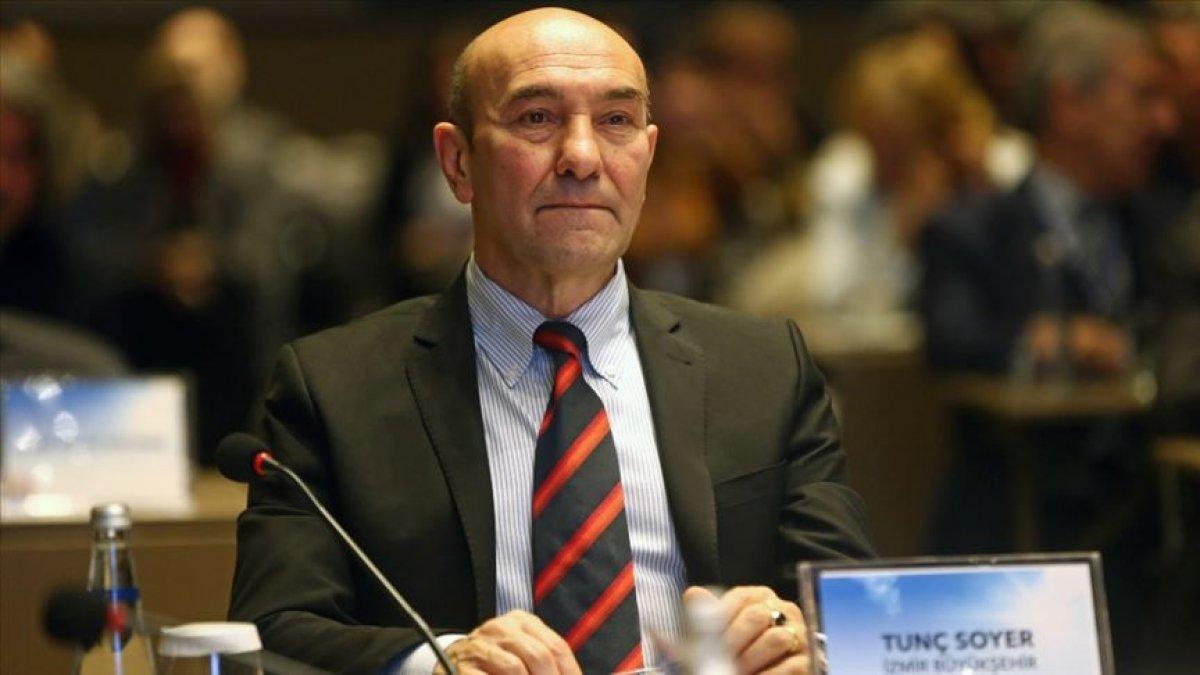 Tunç Soyer: Suriyeli göçmenlerin konforunu sağlayacağım #1