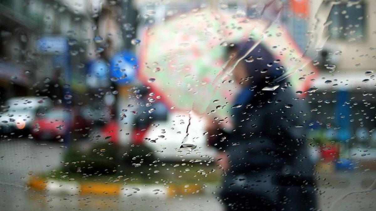 Meteoroloji'den Rize ve Artvin için yağış uyarısı #1