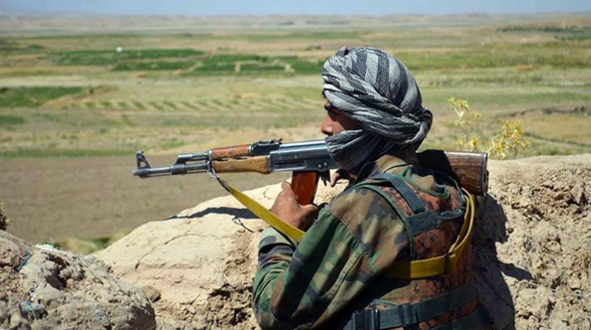 ABD, Taliban ın Amerikan askerlerine saldırmaması için girişimlerde bulunuyor #2
