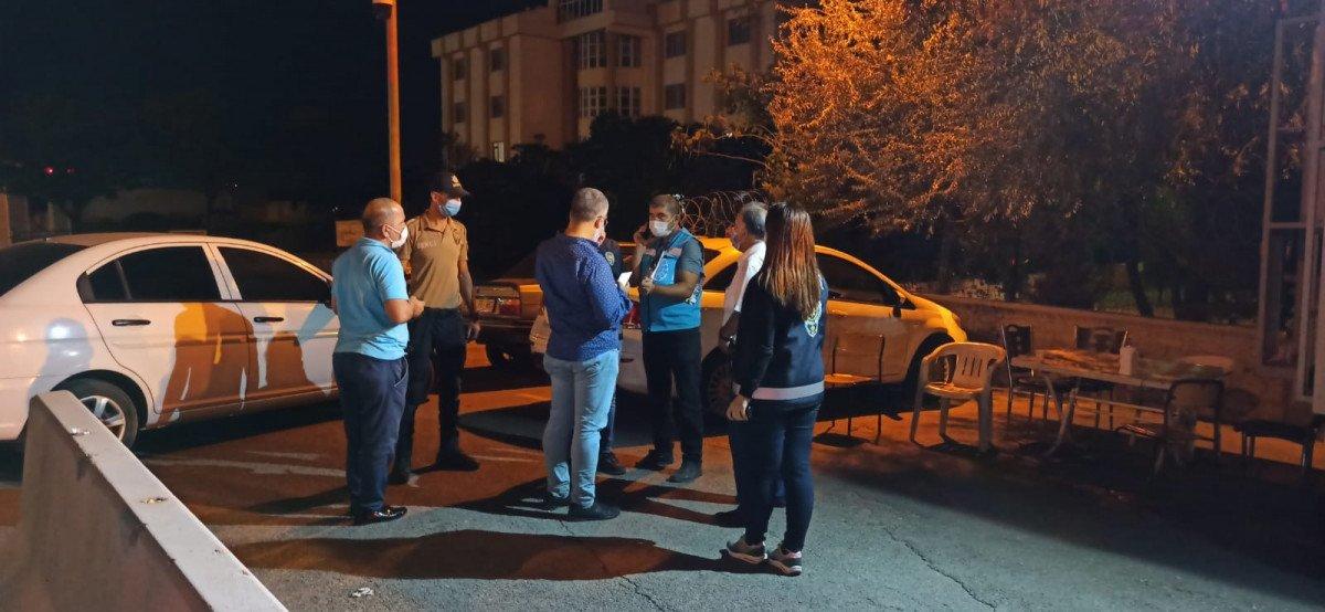 Kırıkkale de HES te riskli gruptaki yolcuya 4 bin TL ceza #1