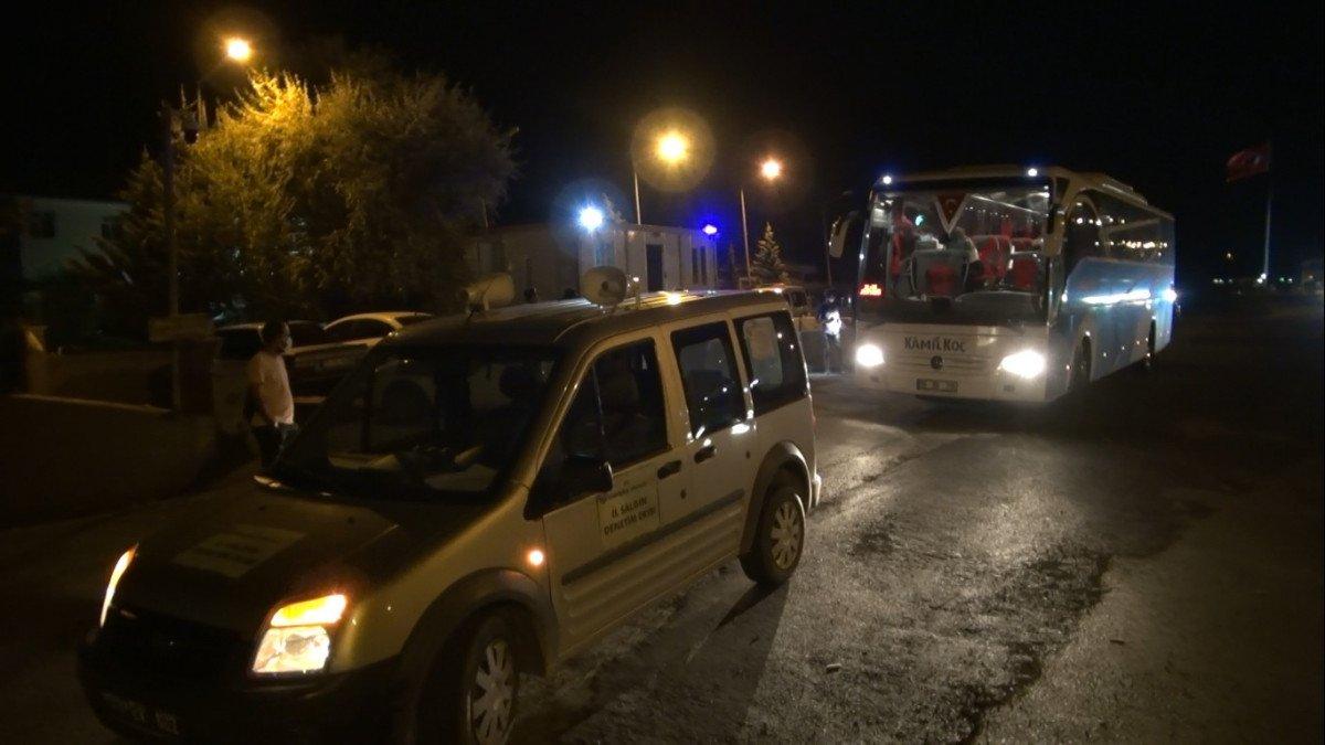 Kırıkkale de HES te riskli gruptaki yolcuya 4 bin TL ceza #2
