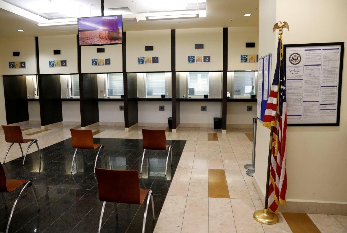 ABD, Kabil büyükelçiliğini tahliye etmeye başladı #1