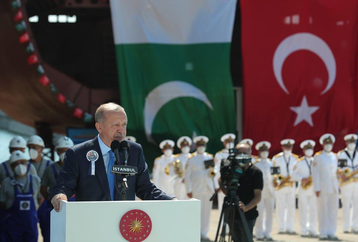 Cumhurbaşkanı Erdoğan: Silah üretiyorsak Batılılar sağ olsun #2
