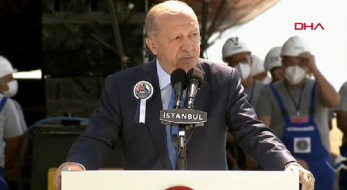 Cumhurbaşkanı Erdoğan: Afganistan ın istikrara kavuşması için çaba göstermeliyiz #2