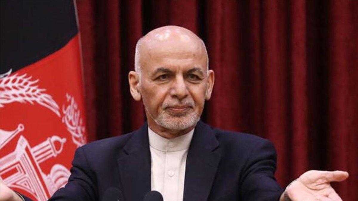Afganistan Cumhurbaşkanı Gani ülkeyi terk etti #1