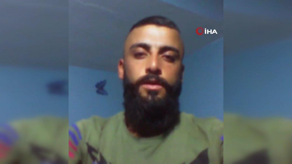 Sosyal medya üzerinden provokasyon yapan Suriyeli gözaltında #1