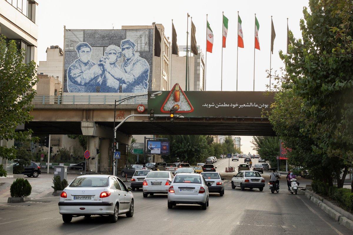 İran'da koronavirüs vakaları nedeniyle 6 günlük kapanma #2