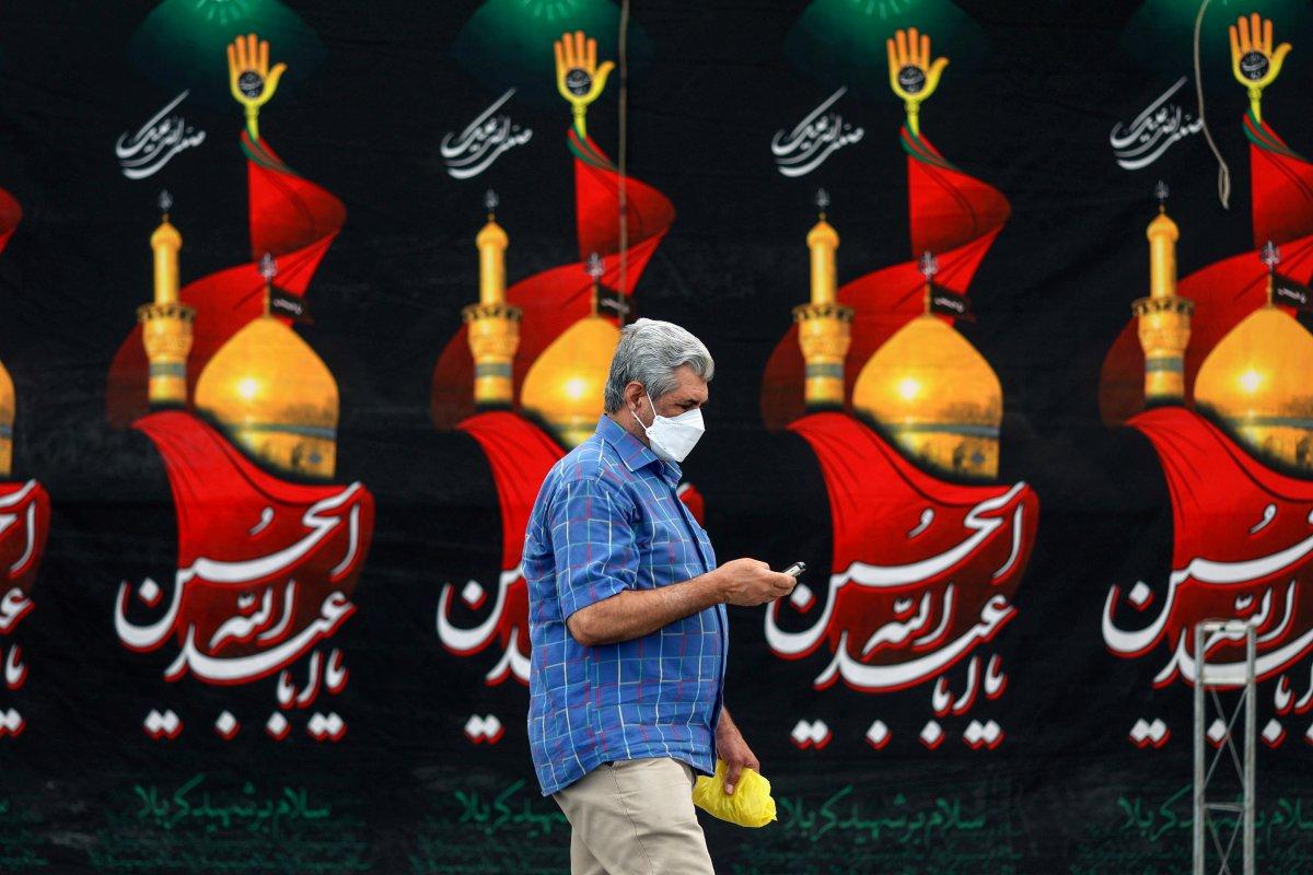 İran'da koronavirüs vakaları nedeniyle 6 günlük kapanma #3