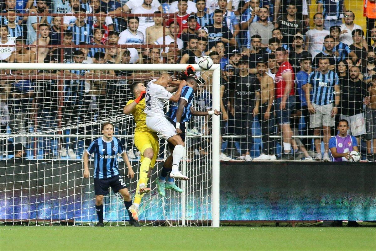 Fenerbahçe Adana Demirspor u tek golle geçti #4