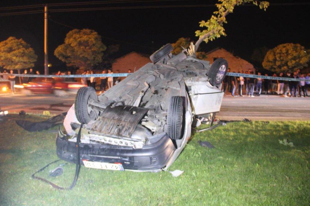 Konya da trafik kazası: 1 ölü, 2 yaralı #4