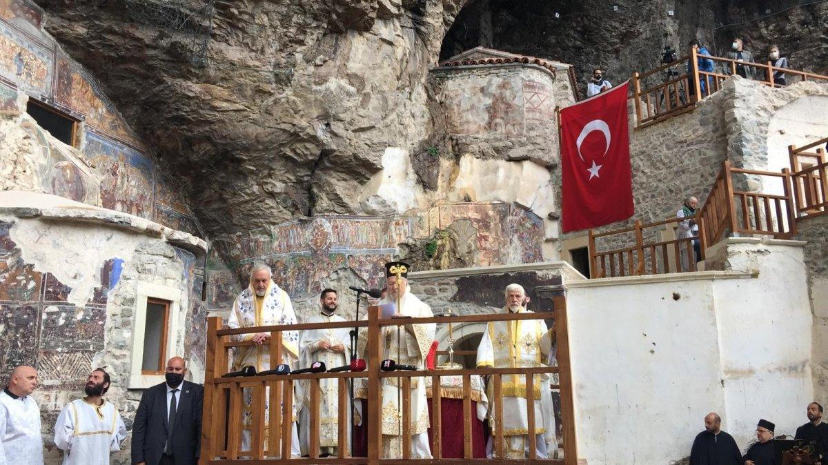 Sümela Manastırı nda 8'inci ayin #2