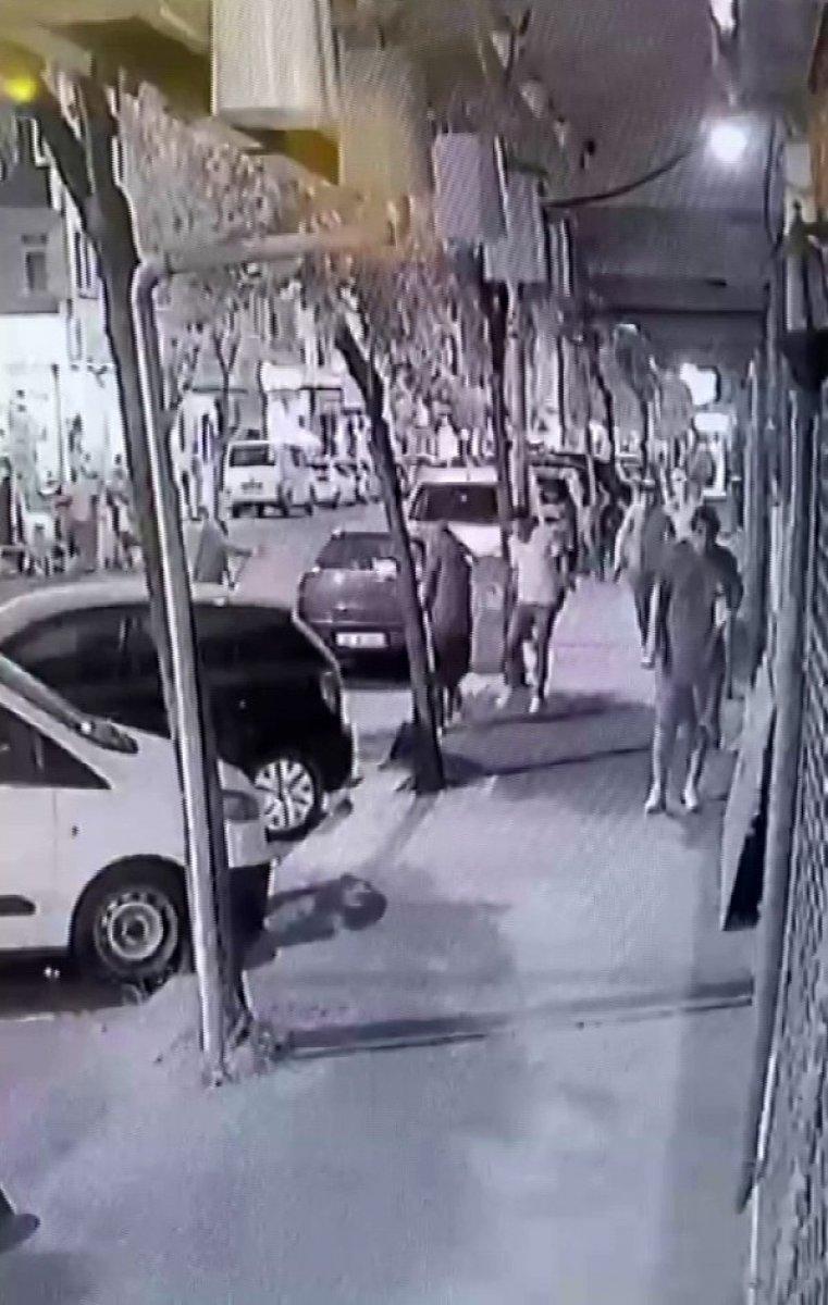 Bayrampaşa'da silahlı saldırı #1