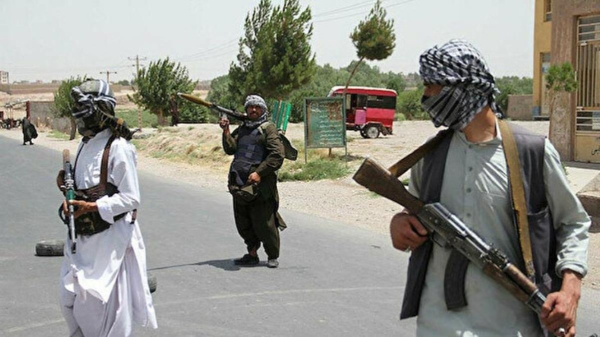 Taliban ın Afganistan ın başkentine girmesinin ardından ABD den ilk açıklama #2