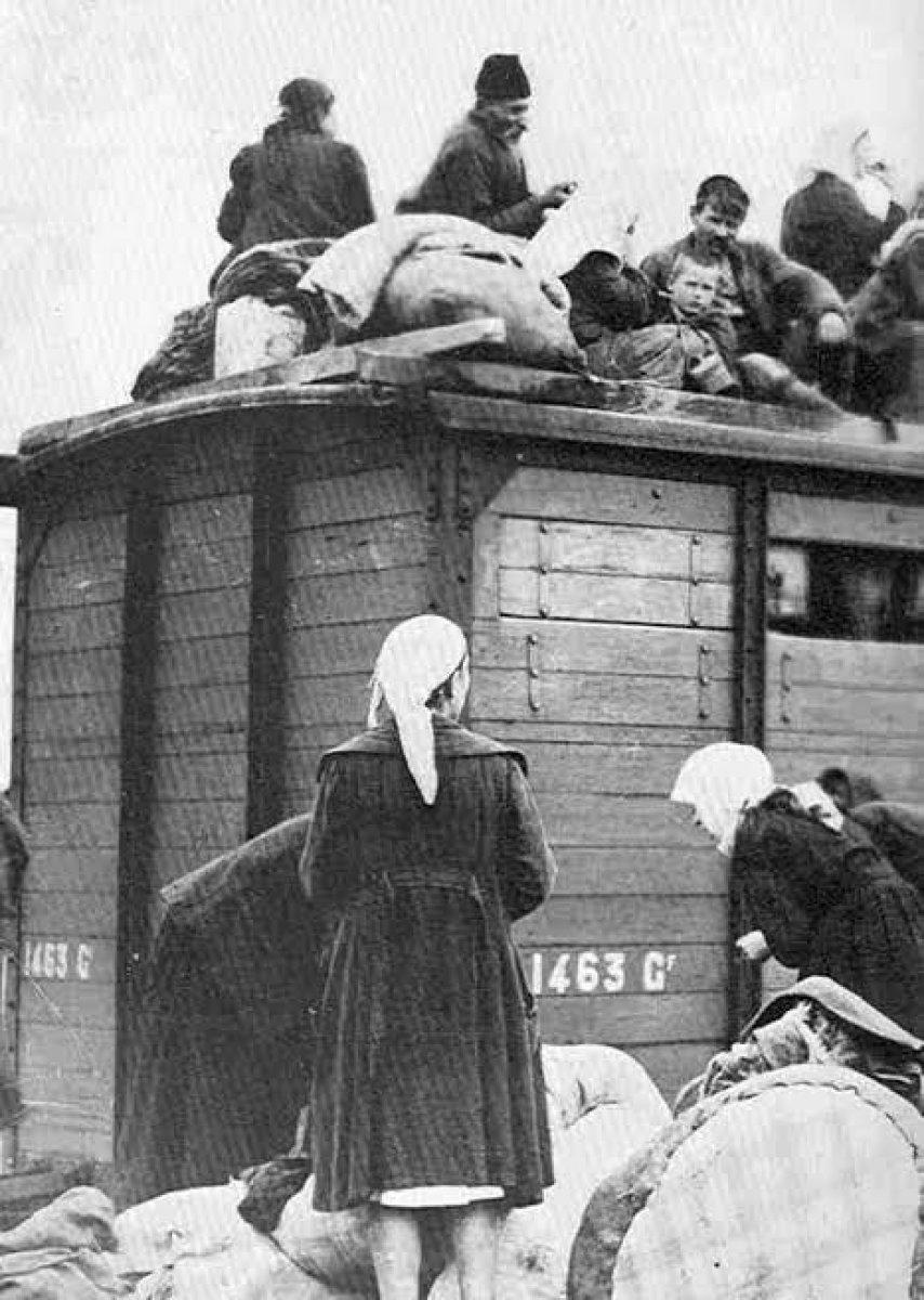 Vakanüvis yazdı: Göç, dünya tarihinde hep var oldu  #1