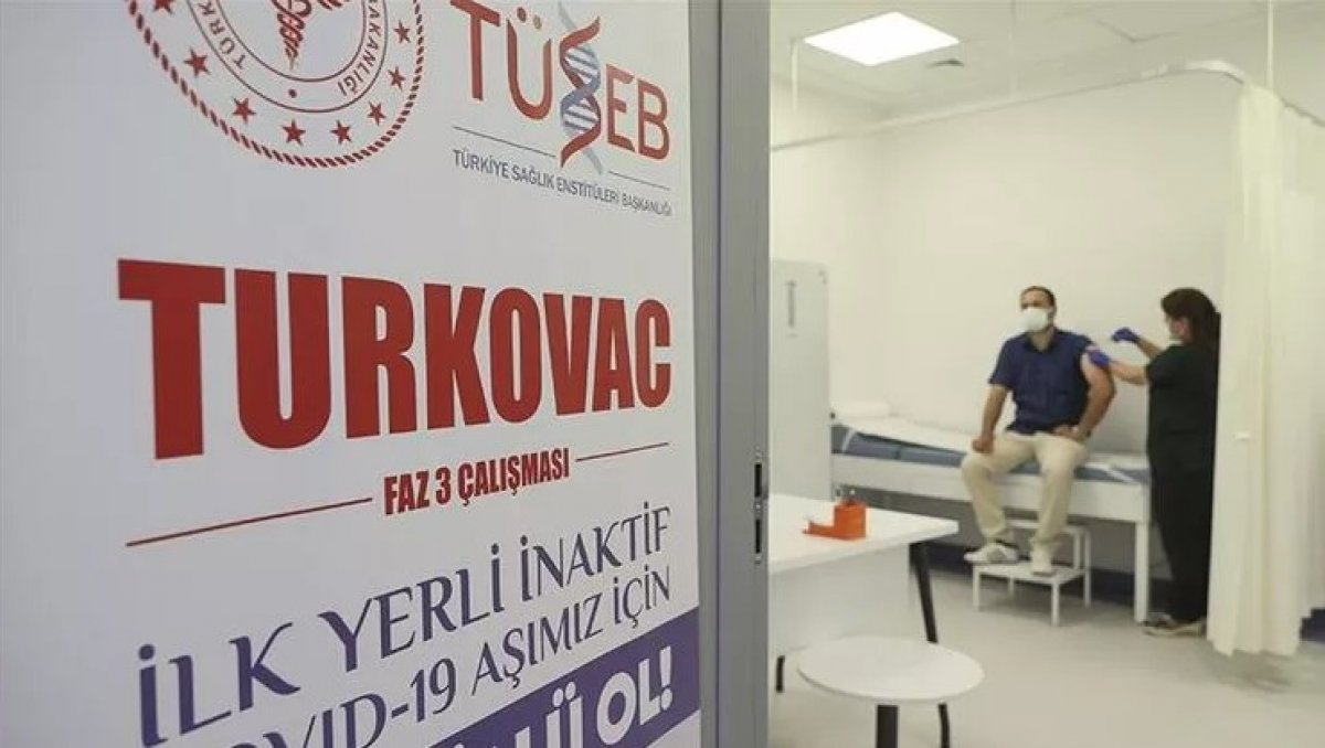 Yerli koronavirüs aşısı Delta varyantına karşı test edilecek #6