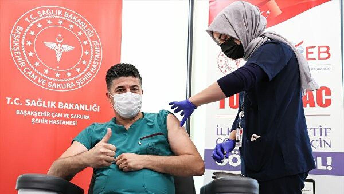 Yerli koronavirüs aşısı Delta varyantına karşı test edilecek #3