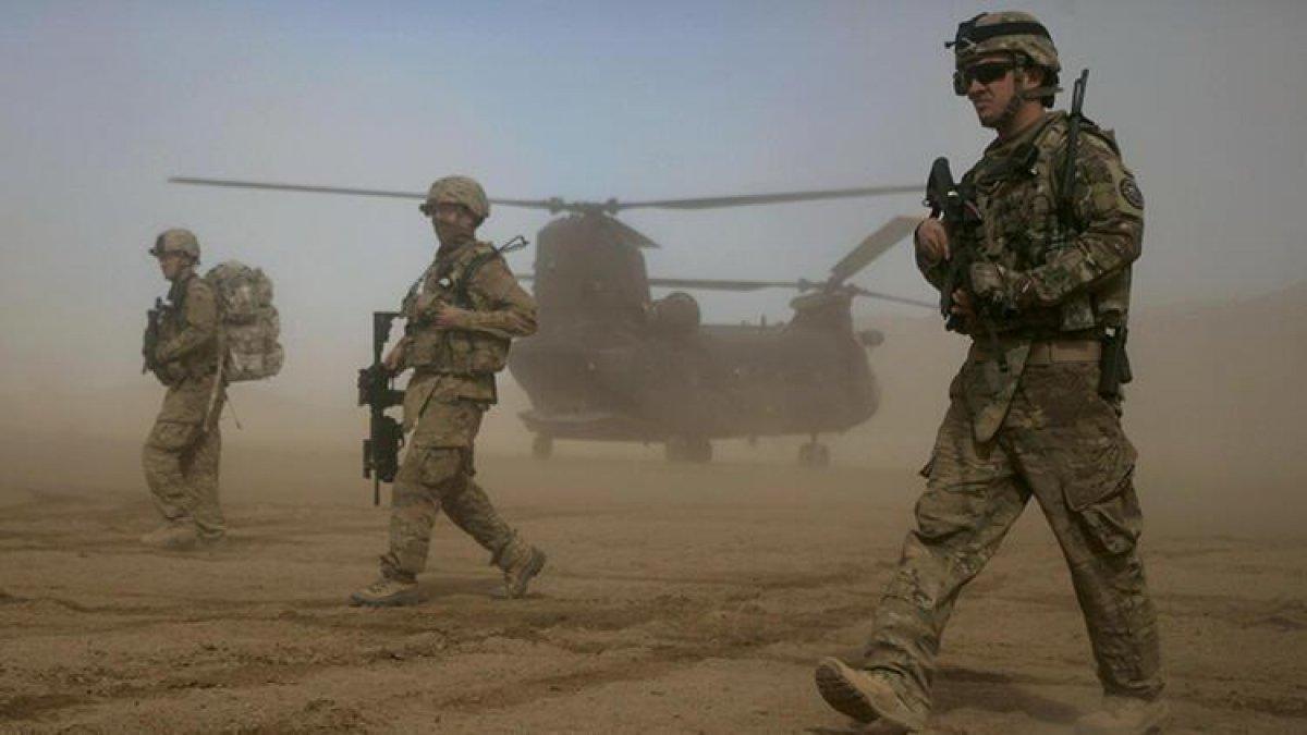 ABD, Kabil deki tüm personelini havalimanına götürdü #1
