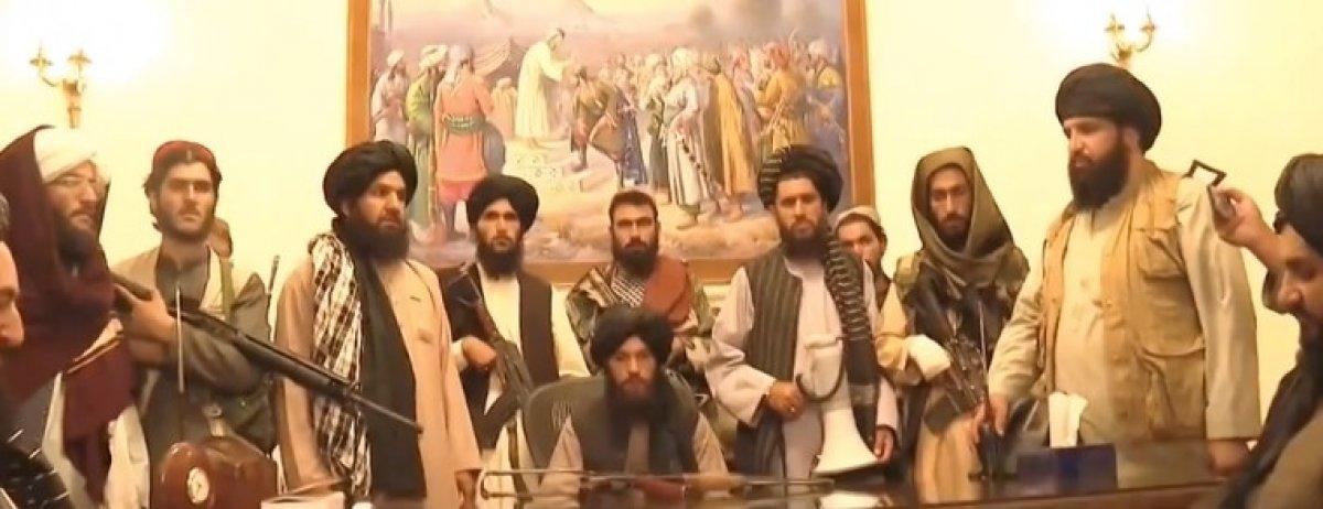 Taliban: Bu kadar çabuk beklemiyorduk #2