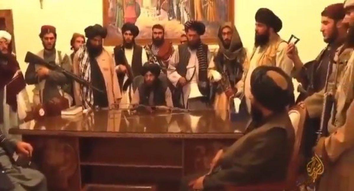 Taliban: Bu kadar çabuk beklemiyorduk #1
