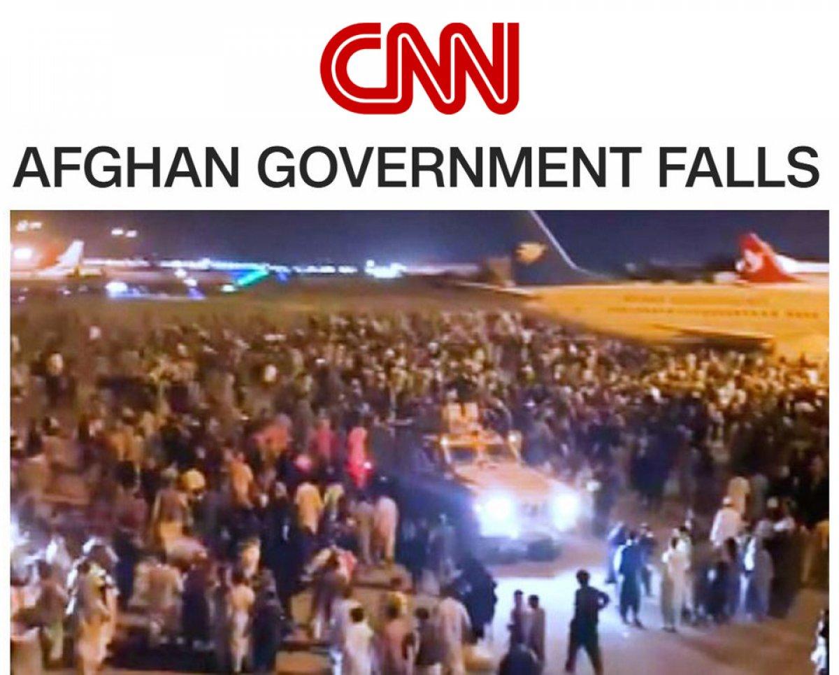 ABD basınında Taliban manşetleri #3