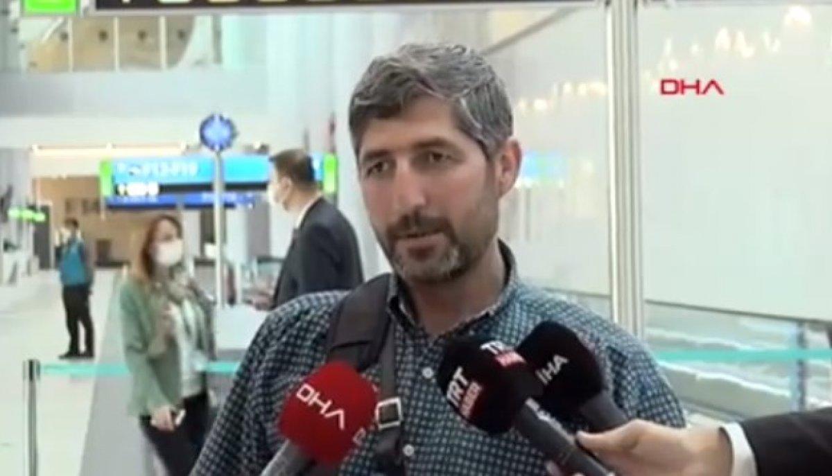 Afganistan dan tahliye edilen Türkler, yaşadıklarını anlattı #1