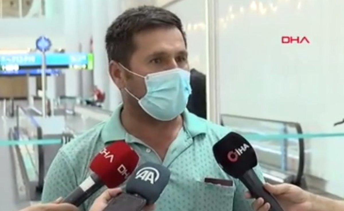 Afganistan dan tahliye edilen Türkler, yaşadıklarını anlattı #2