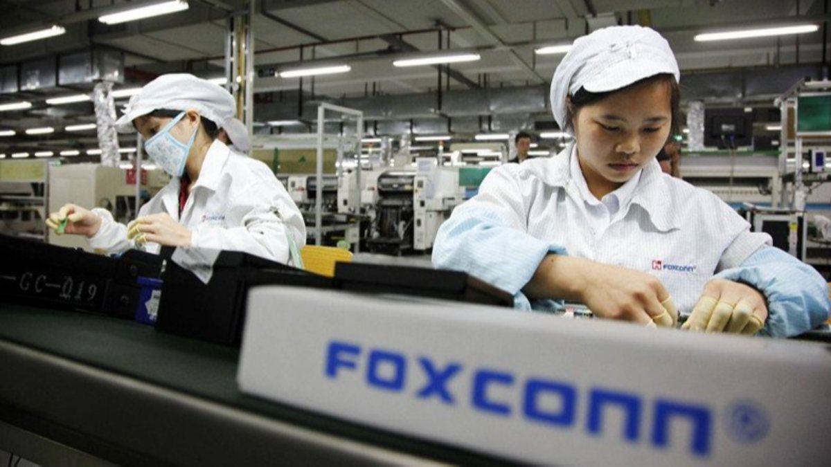 Apple tedarikçisi Foxconn, elektrikli araç fabrikası kuruyor