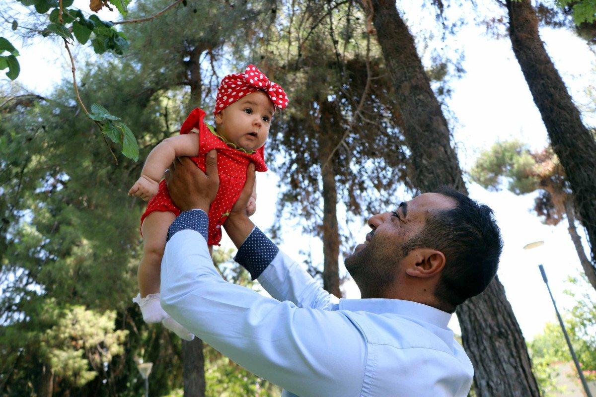 Gaziantep te iki kalbi olan Murat, baba olmak için 9 yıl bekledi #3